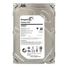 "Seagate Barracuda, 3.5"", 4 TB, 64 MB Cache, SATA 3.0, 6Gb/s, 7200 RPM"
