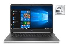 HP 14-DQ1039wm - 10th Generation (Ice Lake) Ci5 Laptop