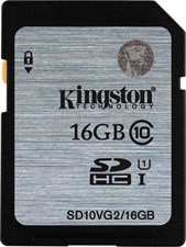 Kingston Digital 16GB SDHC Class 10 UHS SD CARD