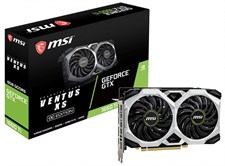MSI GeForce GTX 1660Ti VENTUS XS 6G OC Graphics Card 6GB GDDR6 192-bit