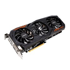Gigabyte GV-N1060AORUS-6GD (Rev 2.0) AORUS GeForce® GTX 1060 6GB Video Graphics Card