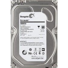 "Seagate Barracuda ST3000DM001 Barracuda, 3.5"", 3 TB, 64 MB Cache, SATA 3.0, 6Gb/s, 7200 RPM"