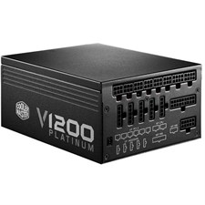 Cooler Master V1200 Platinum Fully Modular 1200W Power Supply