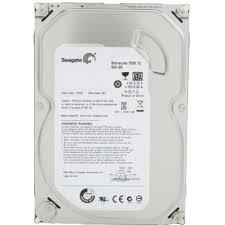 Seagate Barracuda ST500DM002 500 GB SATA 3.0, 16 MB Cache, 6Gb/s, 7200 RPM