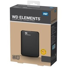 WD Elements 1TB USB 3.0 with Zipper External Hard Carry Case