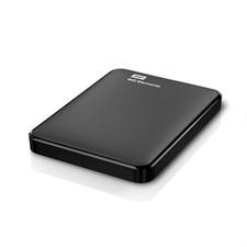 WD Elements 2TB USB 3.0 with WD Elements 1TB USB 3.0 with Zipper External Hard Carry Case
