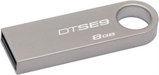 Kingston's DataTraveler SE9 USB 8 GB