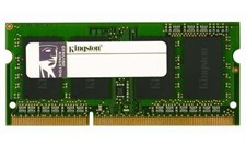 Kingston 4GB DDR3 1600 Laptop Memory Model