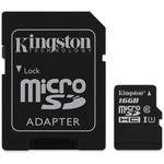 kingston 16gb Micro-SDHC Card Class 10