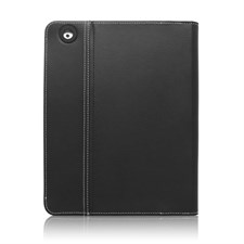 Targus Business Folio with Stand for The new iPad® (Black/Lychee)  THZ155AP