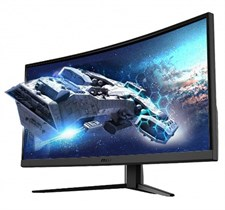 "MSI Optix G32CQ4 32"" 2K 165Hz Curved Gaming Monitor with Free Gaming Combo"