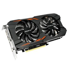Gigabyte GeForce® GTX 1050 Ti Windforce OC 4GB Graphics Card
