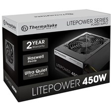 Thermaltake Litepower Series GEN2 450W Power Supply (LTP-0550P-2)