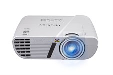 ViewSonic® LightStream® PJD6552LWS 3500 Lumens WXGA Network Projector