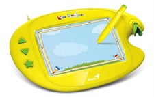 Genius Kids Designer II - Kids Tablet - Yellow