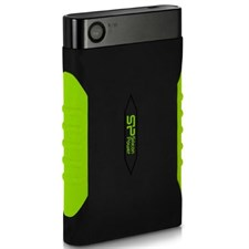Silicon Power SP Armor A15 Shockproof Portable Hard Drive - 1TB