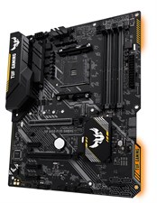 ASUS TUF B450-PLUS GAMING AMD AM4 MOTHERBOARD