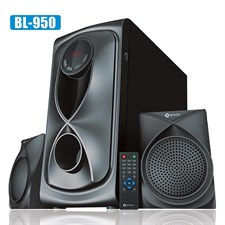 Space Blast BL-950, 2.1 Wireless Speakers