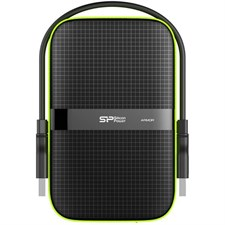 Silicon Power SP Rugged Armor A60 1TB Shockproof & Water-resistant 2.5-Inch USB 3.0 External Portabl