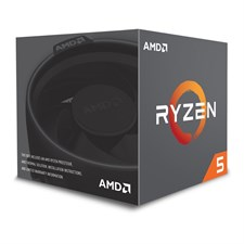 AMD Ryzen 5 2600X Processor with Wraith Spire Cooler