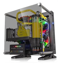 Thermaltake Core P1 TG Mini ITX