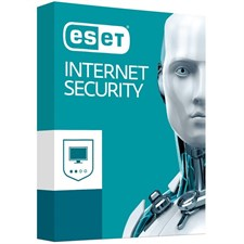 ESET Internet Security® - 1 User - 1 Year
