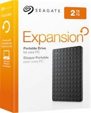 Seagate 2TB Expansion 3.0