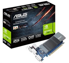 ASUS GeForce® GT 710 2GB GDDR5 Graphics Card