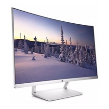 "HP 27 Curved Display - 27"" LED FHD Montor (Z4N75AA)"