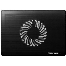 Cooler Master Notepal I100 Ultra-slim Laptop Cooling Pad - Black - R9-NBC-I1HK-GP