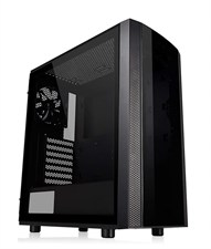 Thermaltake Versa J25 Tempered Glass Edition Mid Tower Chassis