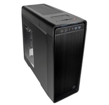 Thermaltake Urban S41 mid-tower windowed chassis