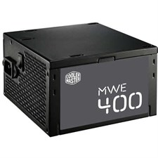 Cooler Master MWE 400 - 400W Watt Active PFC Power Supply (MPW-4002-ACABW)