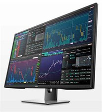 "Dell P4317Q | 43"" Ultra HD 4k Multi Client Monitor"