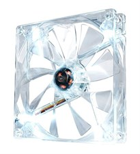 Thermaltake Pure 14 LED White 140mm Case Fan