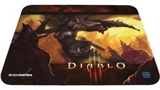 SteelSeries QcK+ Limited Edition Diablo