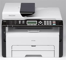 Ricoh SP 210sf Laserjet 4 in 1