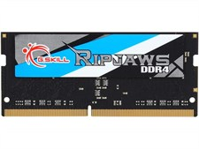 G.SKILL Ripjaws 8GB DDR4 2666 Mhz Laptop Memory
