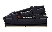 G.SKILL Ripjaws V 16GB (8GBx2) DDR4 3600 Mhz Desktop Gaming Memory