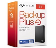 Seagate 4TB Backup Plus 3.0 with Zipper External Hard Carry Case