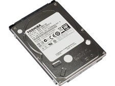 "TOSHIBA MQ01ABD100 1TB 5400 RPM 8MB Cache SATA 3.0Gb/s 2.5"" Internal Notebook Hard Drive"