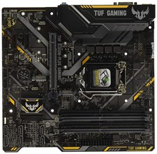 ASUS TUF B360M-PLUS GAMING 8th Gen. Micro ATX Gaming Motherboard