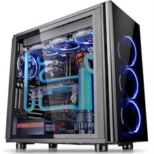 Thermaltake View 31 Tempered Glass Mid Tower Chassis