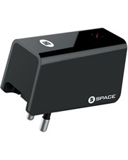 SPACE WC-102 - Triple Port USB Wall Charger - Black